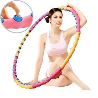 Vòng lắc eo giảm cân massage hoop - Vòng lắc eo thumbnail