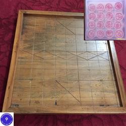 Bộ bàn cờ tướng gỗ tốt