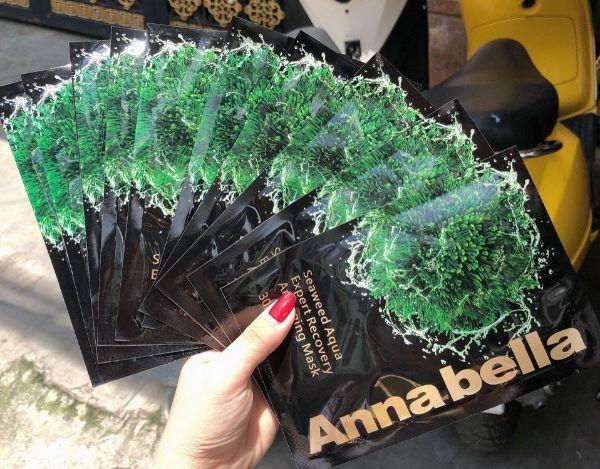 10 miếng mặt nạ tảo biển annabella