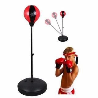 Bộ đồ tập đấm bốc boxing chuyên nghiệp cho bé - - đấm bốc thumbnail