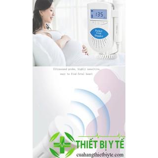 [BH 12 Tháng] Máy đo tim thai chuẩn xác JPD-100S6 [ĐƯỢC KIỂM HÀNG] 29776025 - 29776025 thumbnail