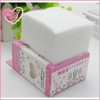 Bông tẩy trang cotton 65 miếng cao cấp 100- cotton cực an toàn cho da - 100790065 thumbnail