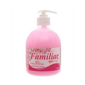 Sữa Rửa Tay Familiar Hương Hoa Anh Đào Chai 500Ml - 7331743264