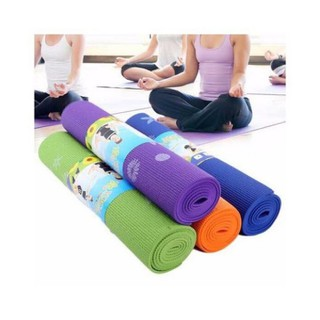 Thảm tập yoga zeno tpe 2 lớp - - Thảm yoga 2 lớp loại đẹp thumbnail