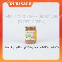 [Super Green] Bơ lạc (đậu phộng) tự nhiên 200g