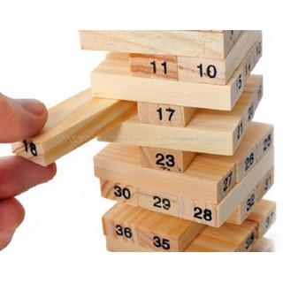 Bộ đồ chơi rút gỗ thông minh - Bộ đồ chơi rút gỗ thông minh thumbnail