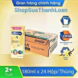 [HSD T10-2021] Thùng 24 hộp Sữa nước Enfagrow A+ 4 RTD Vani 180ml