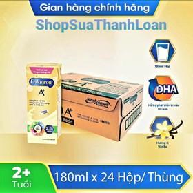 Thùng 24 hộp Sữa nước Enfagrow A+ 4 RTD Vani 180ml/hộp. HSD T11-2020 - SBPSEF180