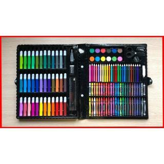 Bộ Bút Tô Màu 150 Chi Tiết Cho Bé [ĐƯỢC KIỂM HÀNG] - SHOPBAN32737VN thumbnail