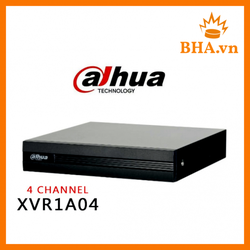 Đầu ghi 4 kênh Dahua DH-XVR1A04 [ĐƯỢC KIỂM HÀNG]