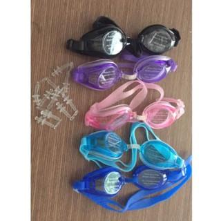 combo 2 kính bơi tặng mũ bơi - mukinhboi thumbnail