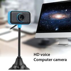 Webcam kèm mic – Camera dùng cho máy tính chat zalo, facebook, zoom học trực tuyến