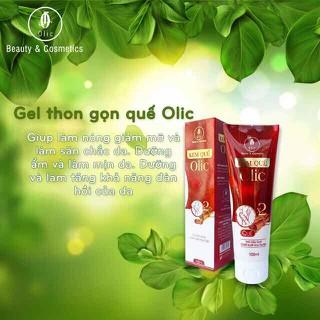 gel tan mỡ olic(kem quế olic)bao hàng chính hảng cty date mới nhất - 55567 thumbnail