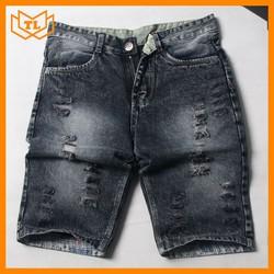 Quần short jean nam TL415, Hàng đẹp bán shop Thành Long chuyên quần bò ngố nam đẹp