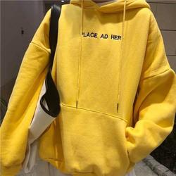 Ao hoodie nu dep