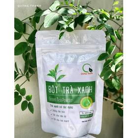 bột trà xanh Quảng Thanh gói 100 gram - Mã sản phẩm:TX01