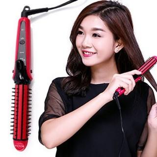 Lược điện - lược điện tạo kiểu tóc 3 in 1 nova 8890 - - Lược 8890 nova thumbnail