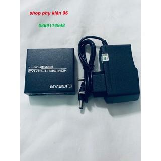 Bộ chia 2 cổng HDMI 1 phát ra 2 màn hình - 1ra2 thumbnail