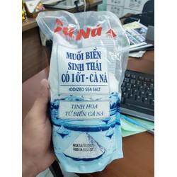 Túi  1kg Muối biển sinh thái có iot CN