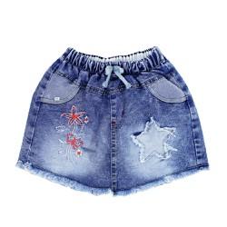 Quần váy jean bé gái size từ 7 -30kg mẫu ngẫu nhiên cá tính thời trang dễ thương chất vải mềm