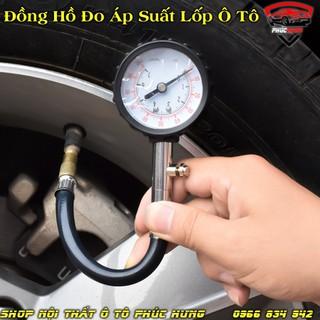 Đồng Hồ Đo Áp Suất Lốp Ô Tô - Xe Máy PCT 6231 - PCT-6231 thumbnail