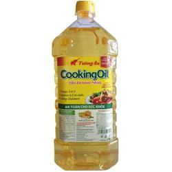 Dầu ăn tường an cooking oil chai 2l