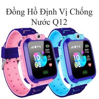 Đồng Hồ Thông Minh Trẻ Em - ĐỒNG HỒ THÔNG MINH Q12- Q12 thumbnail