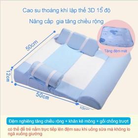 Nệm ngủ nhanh cho trẻ sơ sinh CoolFoam Japan - CoolFoam xanh 2020