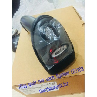 Đầu đọc mã vạch Symbol LS2208 - LS2208 thumbnail