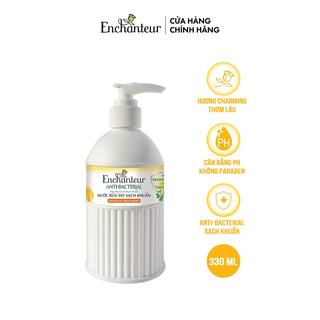 Nước rửa tay sạch khuẩn từ thiên nhiên Enchanteur Charming Anti-Bacterial 300gr - 8935212807203_000 thumbnail