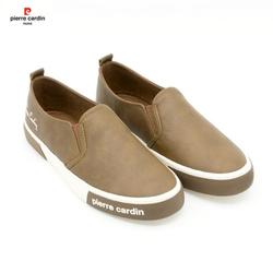 Giày lười nam Pierre Cardin PCMFWSE900BRW màu nâu
