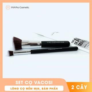 Set cọ trang điểm Vacosi Brush - Vacosi thumbnail