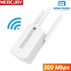 Bộ Kích Sóng Wifi Mercury MW310RE 3 Râu 300Mbps Chính Hãng
