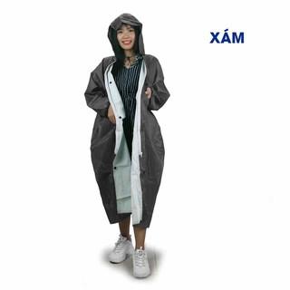 áo mưa dây kéo vẩy cá 1m4( sỉ ib)