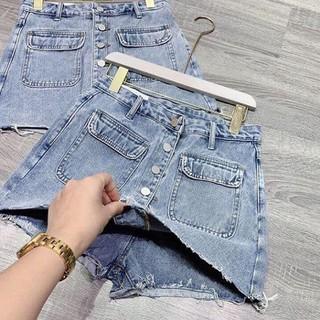 chân váy jean đẹp - giachanvayjeantuivuong thumbnail