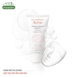 Mặt nạ giữ ẩm cho da nhạy cảm Avène Soothing Moisture Mask 50ml