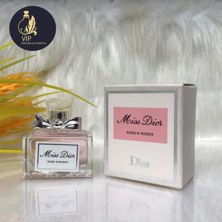 [ mini ] Nước hoa nữ chính hãng DIOR MISS DIOR ROSE N ROSES EDT 5ml - VIP191 thumbnail