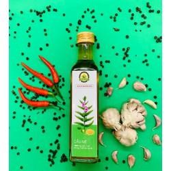 Dầu mè ép nguyên chất Organic Farm - Chai 250ml