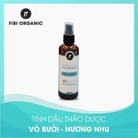 TINH DẦU THẢO DƯỢC FIBI ORGANIC_ VỎ BƯỞI HƯƠNG NHU - tinh dầu 100ml