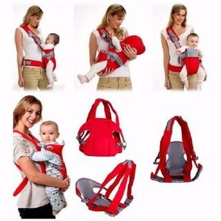 Đai địu trẻ em 4 tư thế baby carrier cao cấp - - Địu 4 tư thế thumbnail