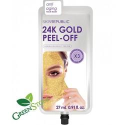 Mặt nạ lột nhẹ - vàng 24K (Úc) - 27 ml