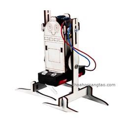 [Stem] Đồ chơi robot gỗ