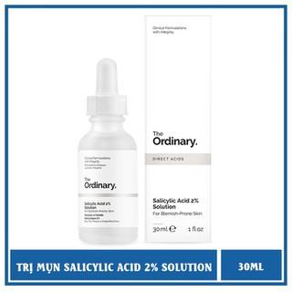THE ORDINARY SALICYLIC ACID 2% SOLUTION - SALICYLIC ACID 2% SOLUTION thumbnail