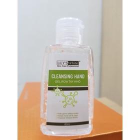 Gel rửa tay khô sát khuẩn Lily's White Cleansing Hand - OV0903