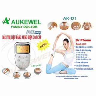 Máy trị liệu massage xung điện chữa đau xương khớp - MMX556567 thumbnail