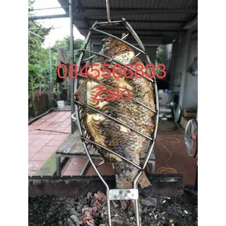 vỉ nướng cá rô phi - vỉ nướng cá thumbnail