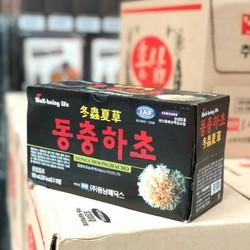 Nước Đông trùng Hạ Thảo - Hàn Quốc ( hộp 10 chai x 100ml)