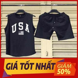 [FREESHIP] BO QUA N A O THE THAO NAM BA N CHA Y SO 1 - Set bộ quần áo thể thao nam 01 thumbnail