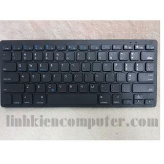 Bàn phím Keyboard Bluetooth BK880 dành cho điện thoại, máy tính bảng - bàn phím bk880 thumbnail