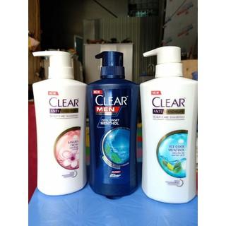 Dầu gội Clear Thái Lan 450ml chính hãng - Gội Clear thumbnail